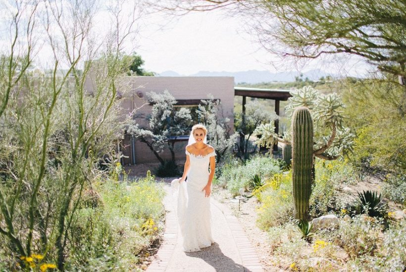 Megan + Aaron – Hacienda Del Sol Guest Ranch Resort