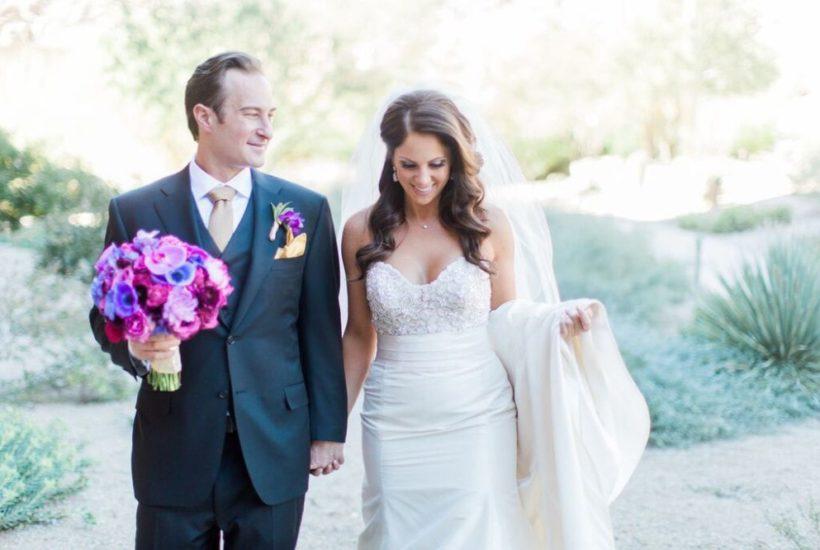 Ritz Carlton Dove Mountain Wedding by Crain and Co Events. Tucson Arizona wedding planner.