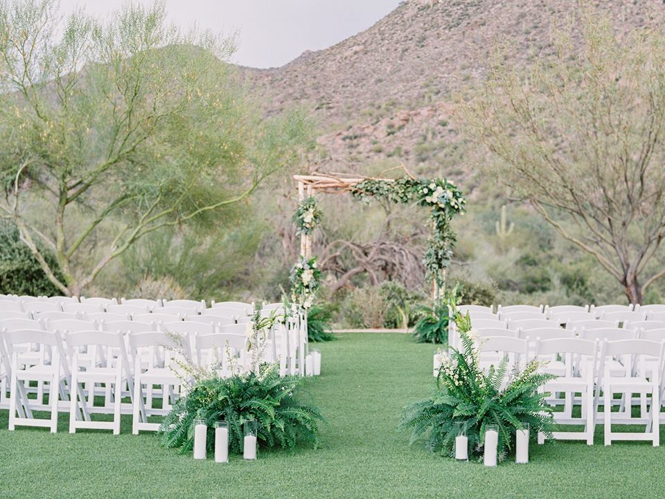 Ritz Carlton Dove Mountain Wedding. Tucson Wedding Planner Crain and Co Events.