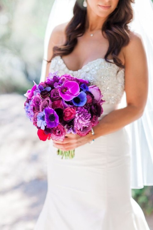 Ritz Carlton Dove Mountain wedding by Crain and Co Events. Tucson Arizona wedding planner.