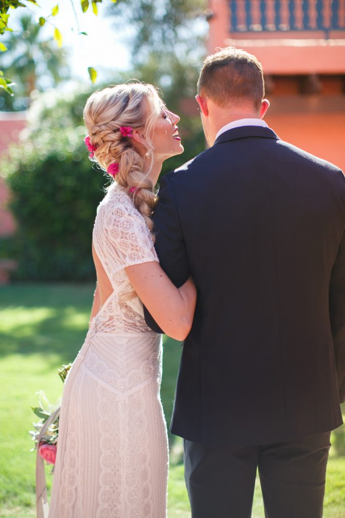 Arizona Inn Wedding by Meagan Crain of Crain and Co Events