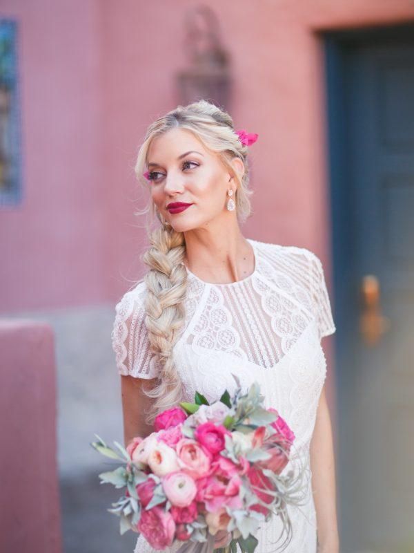 Arizona Inn Wedding by Meagan Crain of Crain and Co Events. Tucosn Wedding Planner.