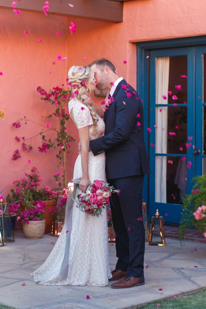 Arizona Inn Wedding by Meagan Crain of Crain and Co Events. Tucosn Wedding Planner.
