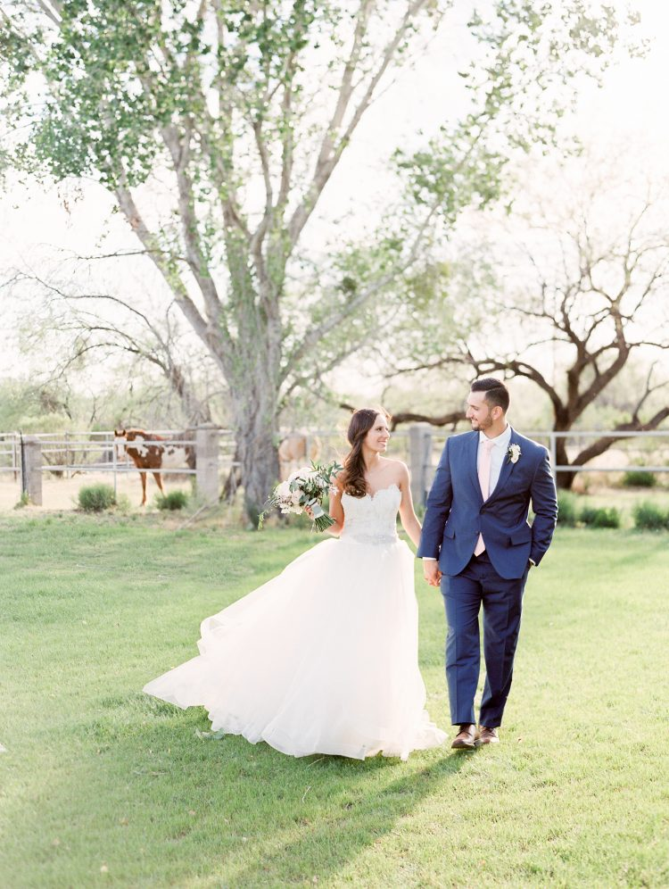 Tucson private residence wedding planner by Meagan Crain of Crain and Co Events
