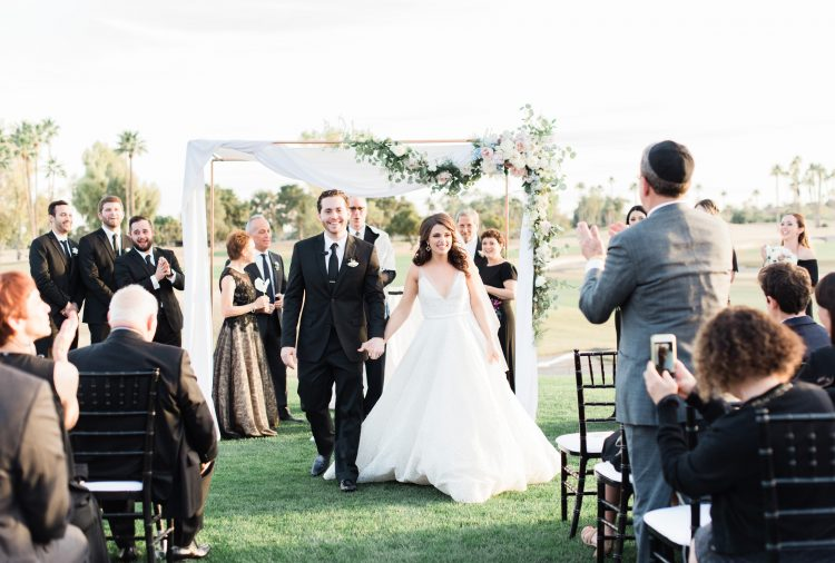 McCormick Ranch Golf Course Wedding. Crain and Co Events.