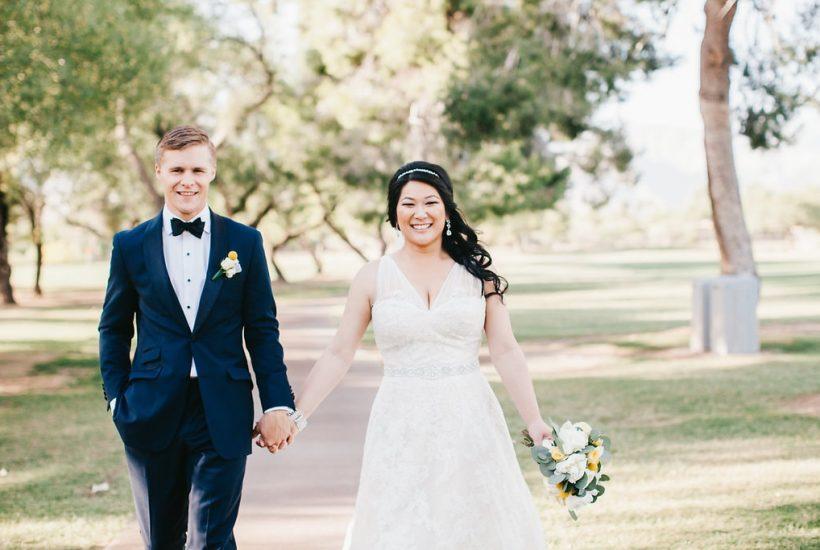 Tucson Country Club Wedding. Tucson, Arizona wedding planner Crain and Co Events.